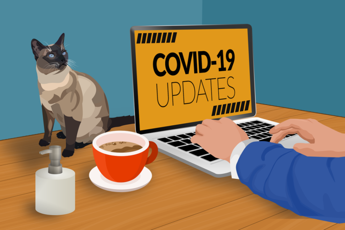 Covid-19 Updates - Insurance Issues Related to Working From Home